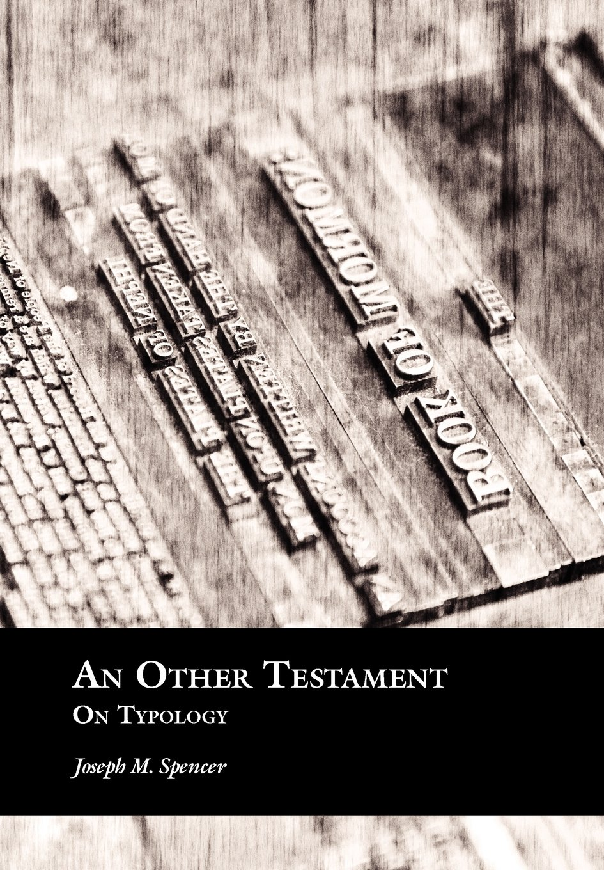 An Other Testament: On Typology pdf epub