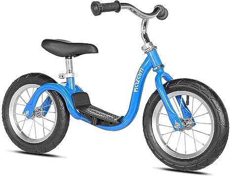 KaZAM - Bicicleta de equilibrio sin pedales, color azul brillante ...