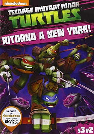 Teenage Mutant Ninja Turtles - Stagione 03 #02 - Ritorno A ...