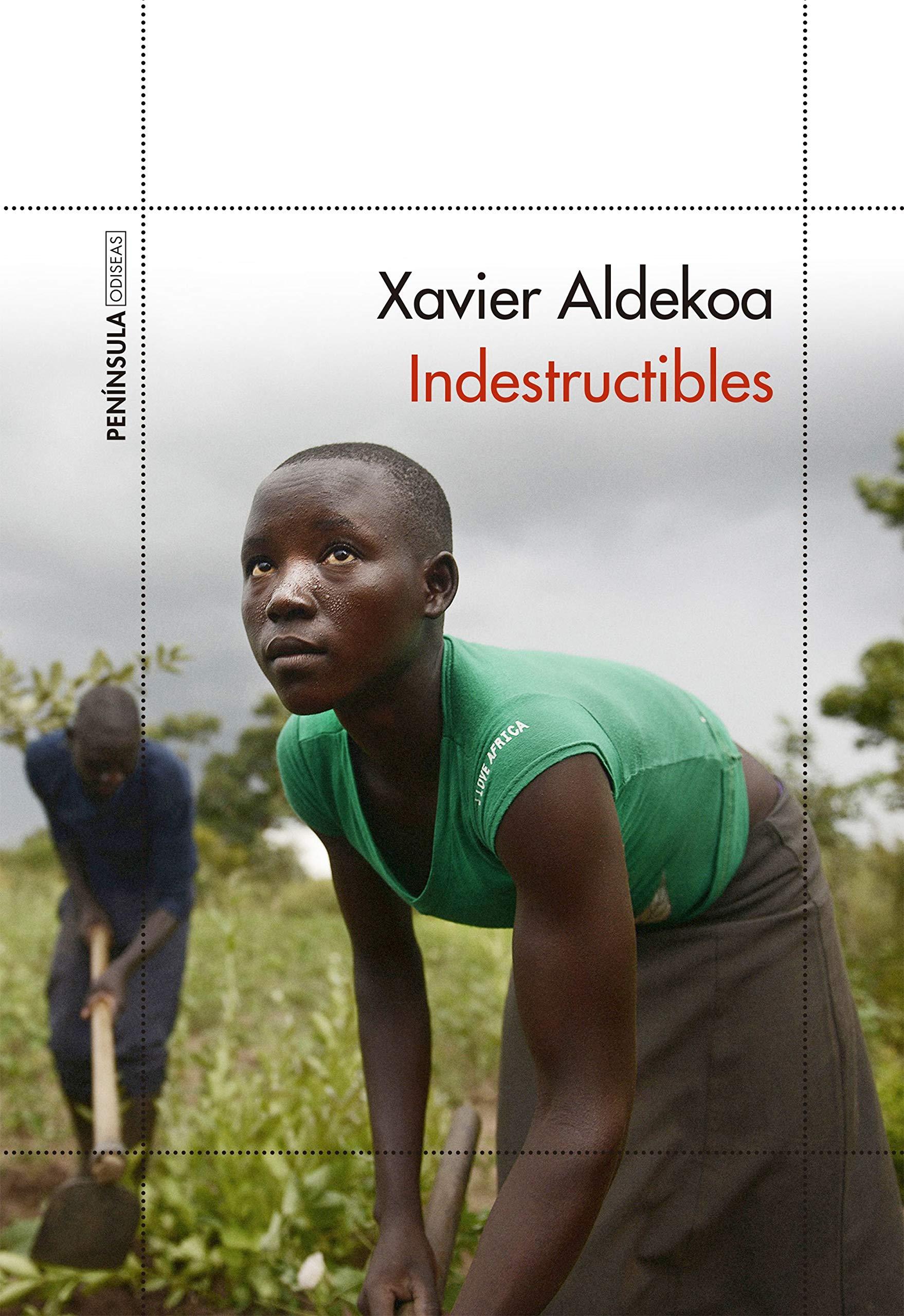 Indestructibles por Xavier Aldekoa