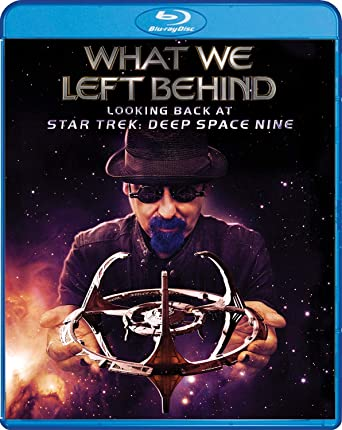 Amazon com: What We Left Behind: Looking Back at Star Trek: Deep