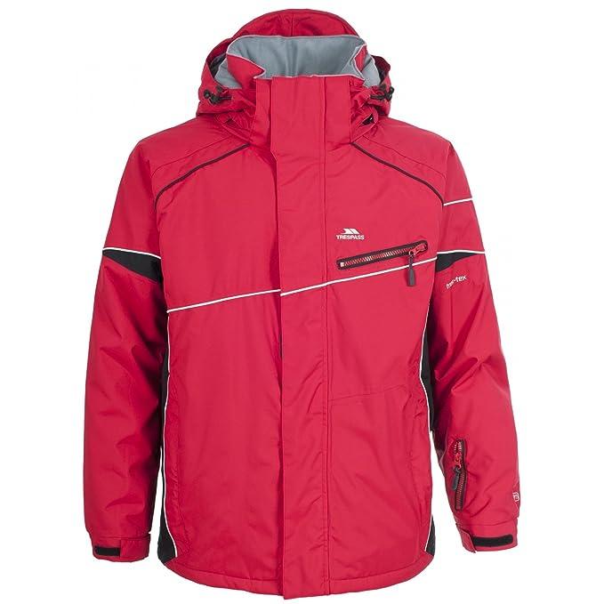 Trespass - Chaqueta/Abrigo/Cazadora de esquí Impermeable Modelo Wade para Hombre Caballero (