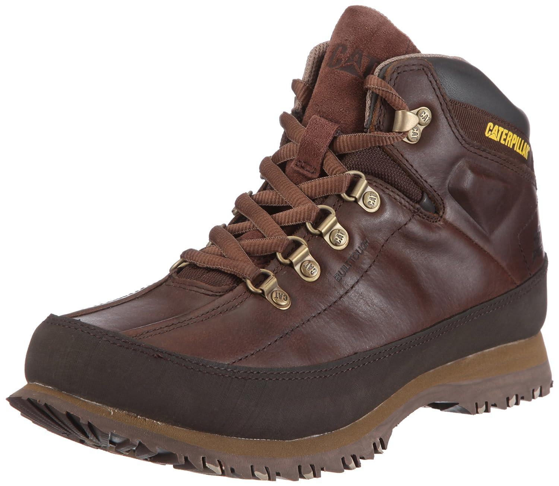 TALLA 43 EU. Cat Footwear Restore P713365 - Zapatos de Cuero para Hombre