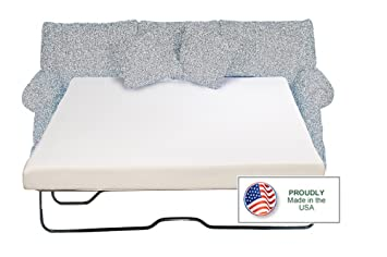 Amazon Com Eco Mattress Store Sleeper Sofa Memory Foam Mattress