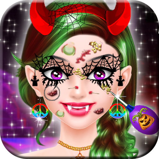 Monster Doctor - Dressup Girl (Halloween Dress Up)