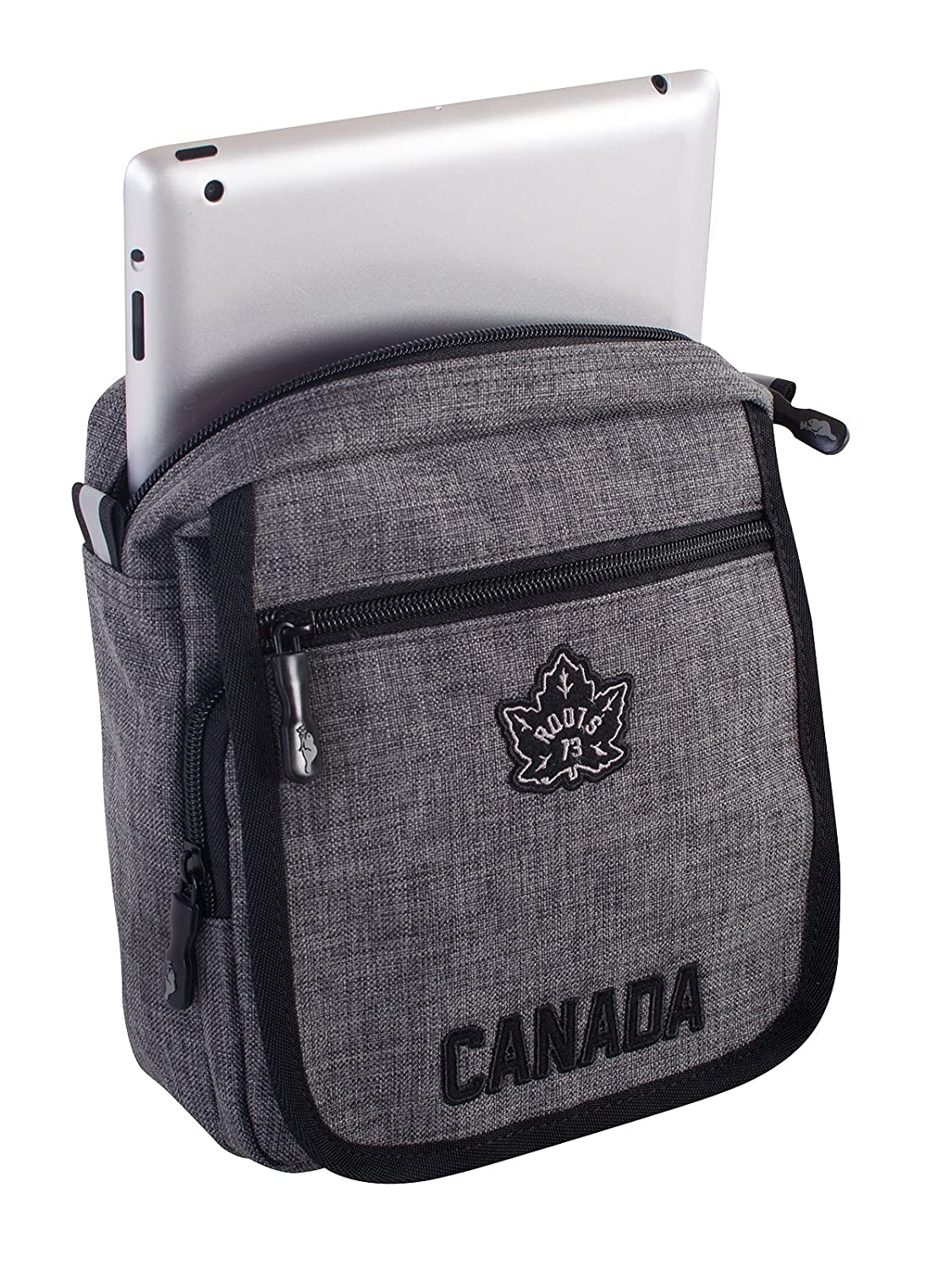 Roots 73 Travel Bag Boarding Sling Bag with RFID