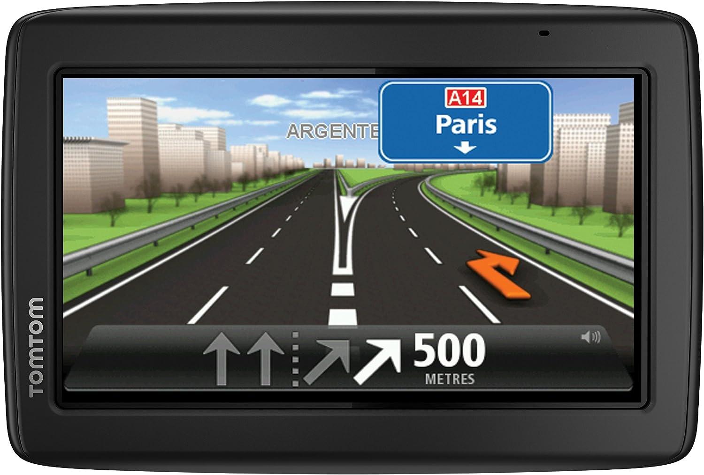 TomTom Start 25 M Western Europe - Navegador GPS (Interno, Western Europe, 12,7 cm (5), 480 x 272 Pixeles, 16 Negro