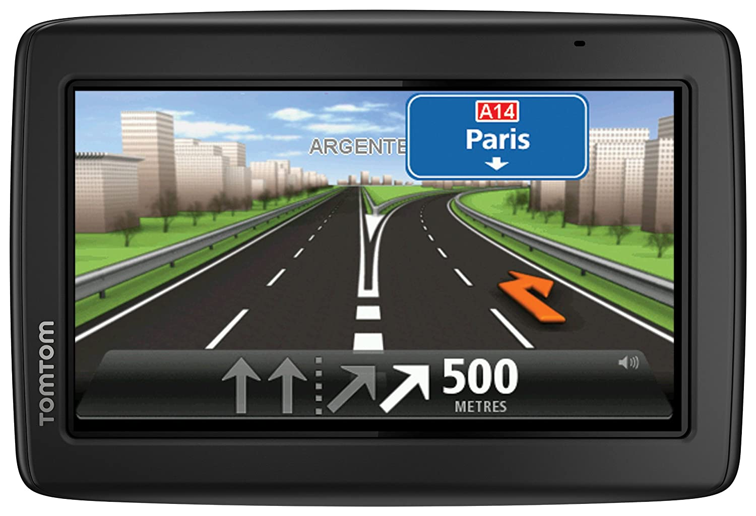 TomTom Start 25 5 inch Sat Nav with Western European Maps and