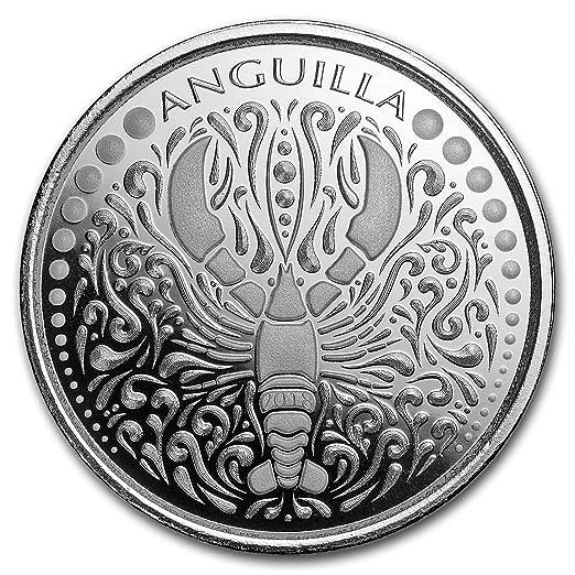 2019 Anguilla Silver Lobster 1 oz