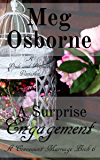 A Surprise Engagement: A Pride and Prejudice Variation (A Convenient Marriage Book 6)