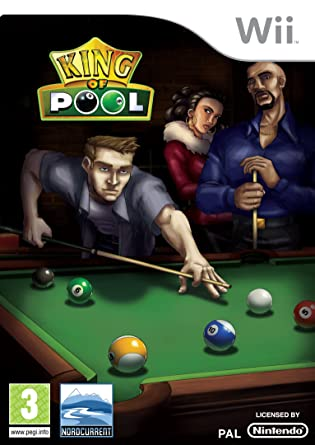 King Of Pool Wii Amazoncouk PC Video Games - King of pool table