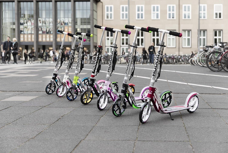Hudora Big Wheel 205 – Scooter – Cubo de Roller