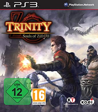 Trinity Souls Of Zill Oll Amazonde Games