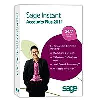 Sage Instant Accounts Plus 2011 (PC)