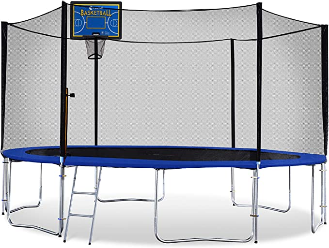 Exacme Outdoor Round Trampoline - Overall Stability