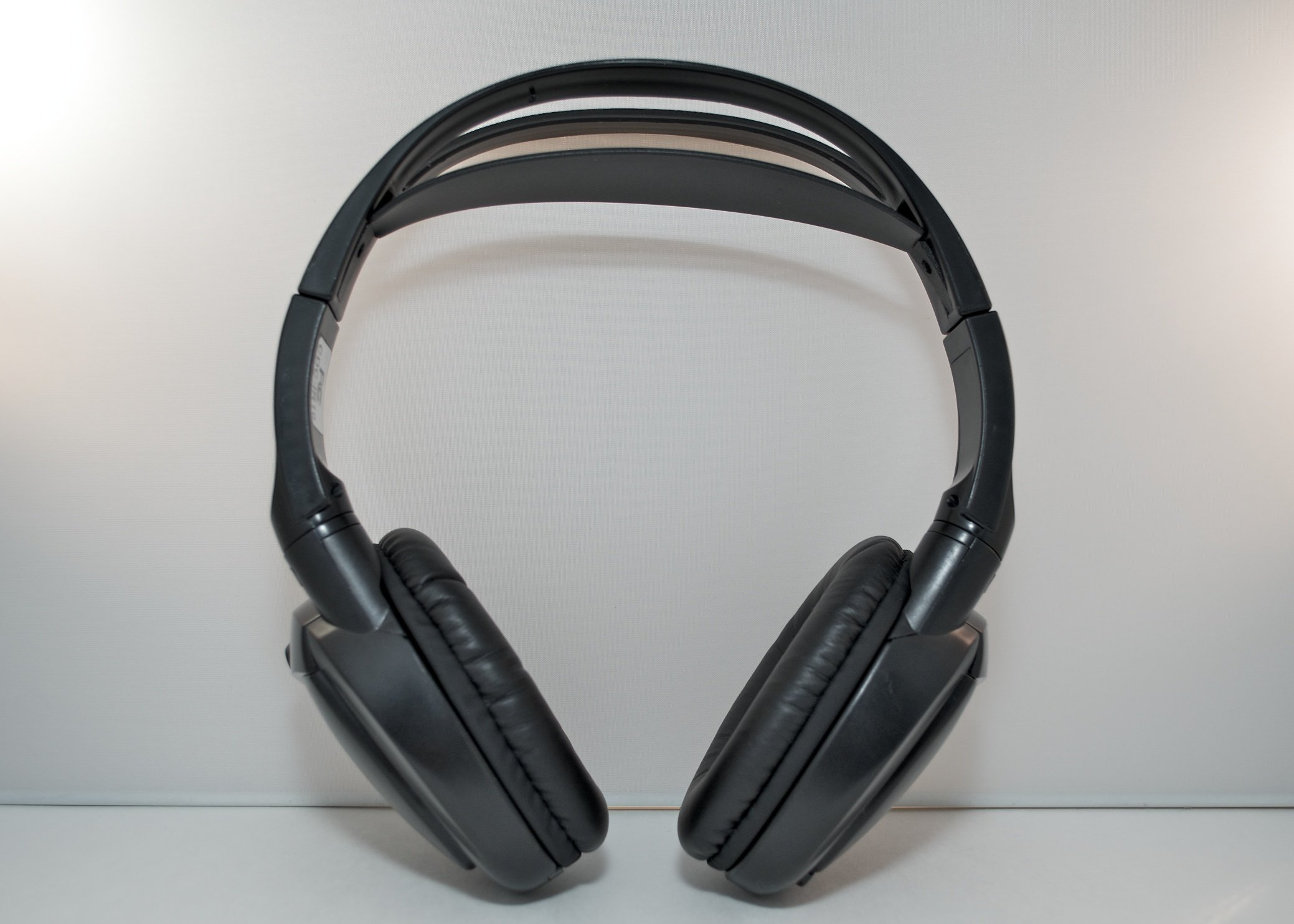 Honda CR-V Wireless DVD Headphones (Black, 1 Headset)
