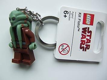 LEGO Star Wars - Llavero con figura de Fisko: Amazon.es ...