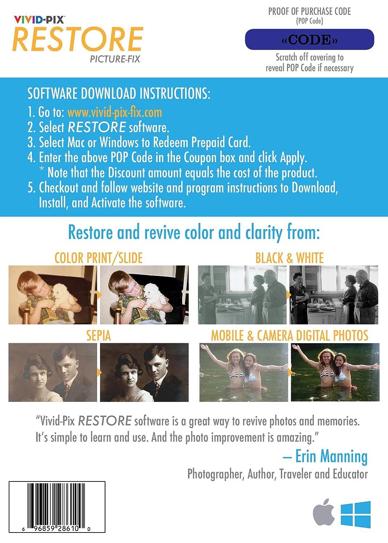 Amazon.com: RESTORE: Software