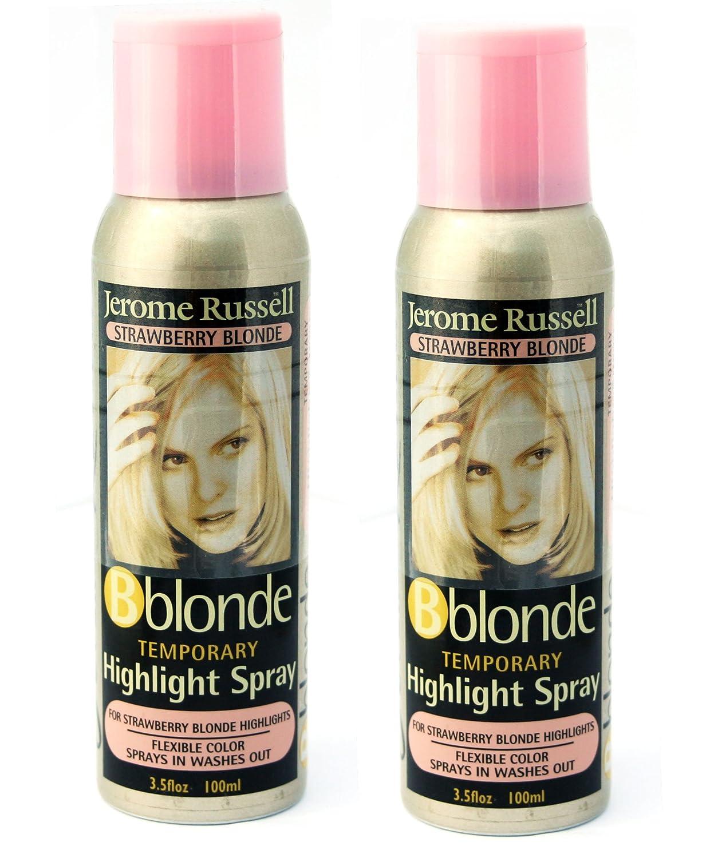 Amazon Jerome Russell B Blonde Temporay Highlight Spray