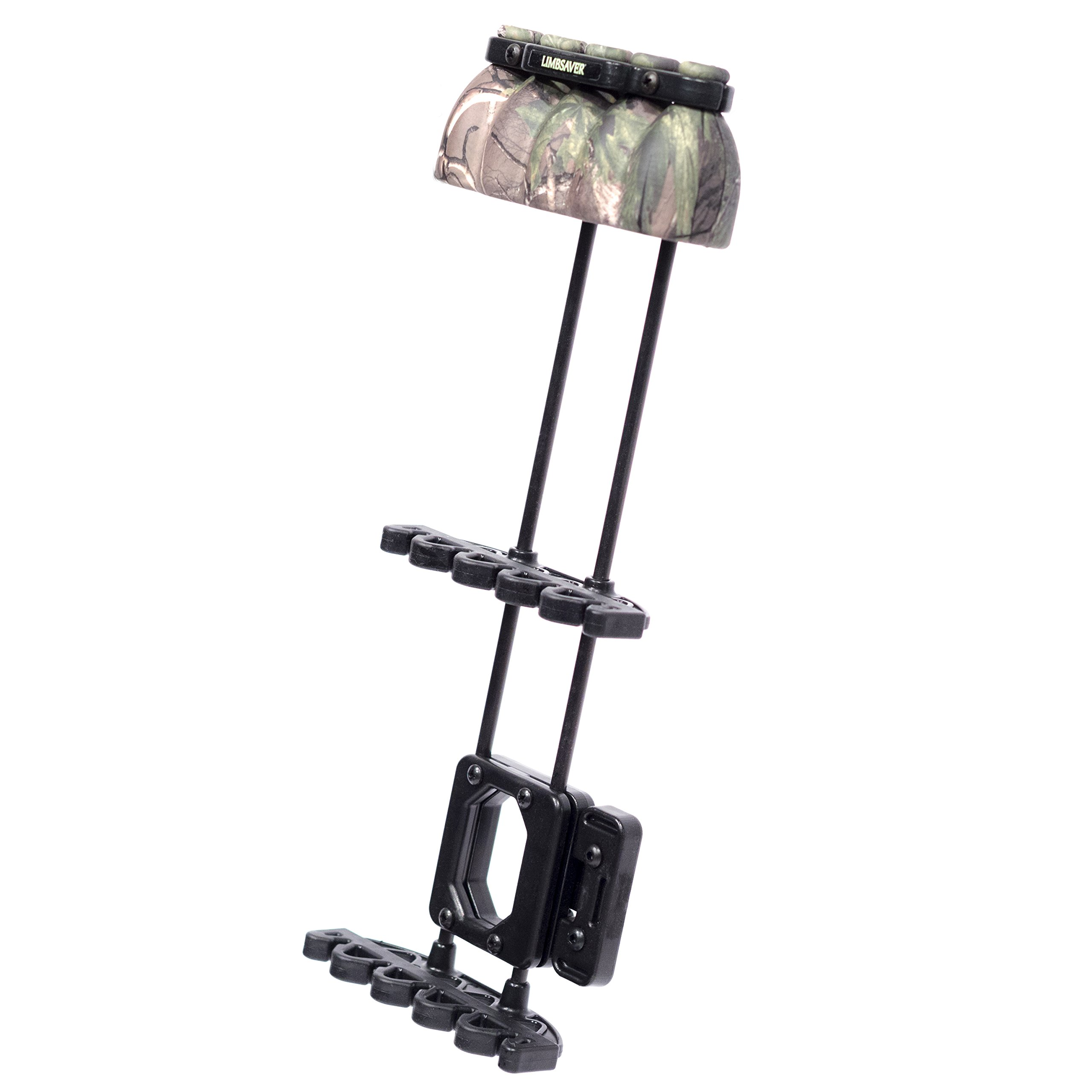 LimbSaver Silent Quiver for Bow Hunting, One Piece, Realtree Xtra Green