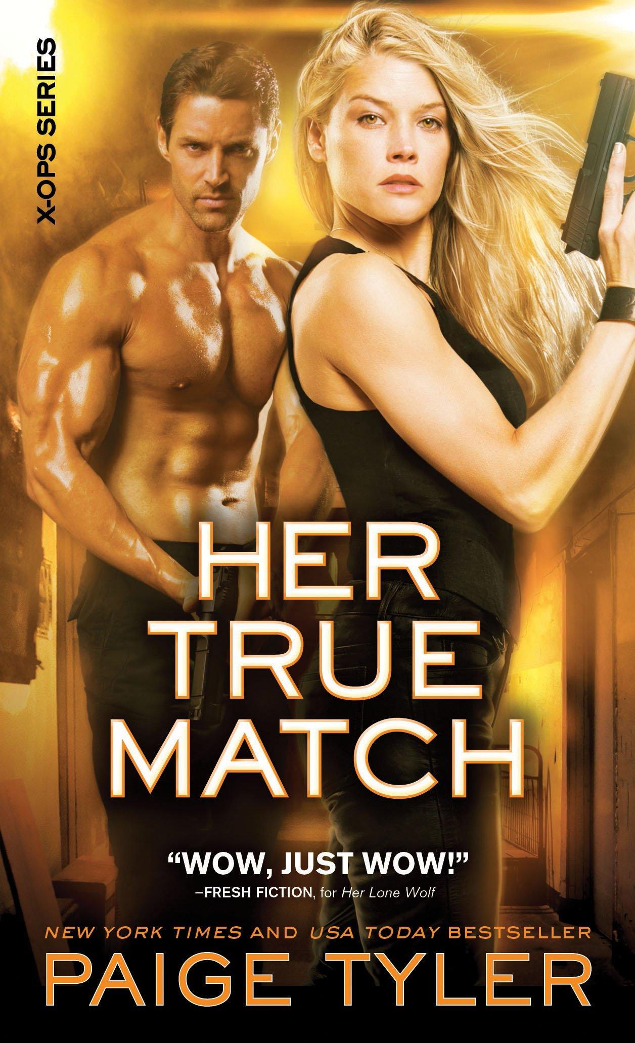 Read Online Her True Match (X-Ops) PDF
