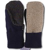 d684d3a5220 Jack   Mary Designs Handmade Mens Fleece-Lined Wool Mittens