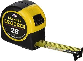 2-Pack Stanley 25-Feet FatMax Tape Measure