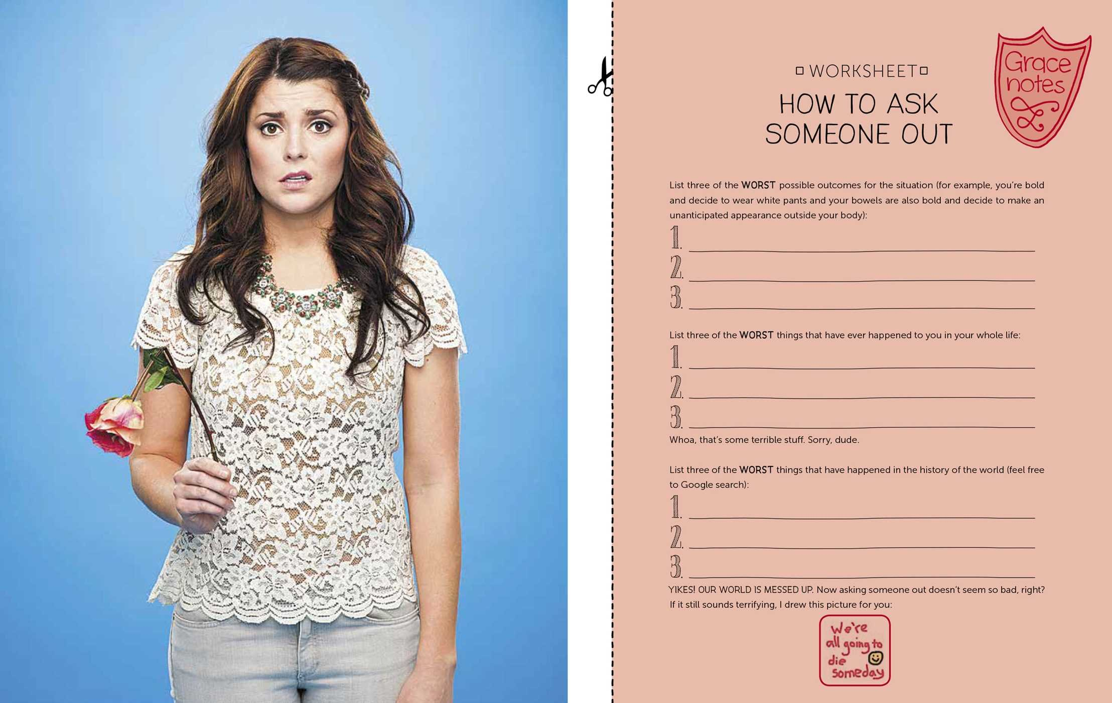 Grace's Guide: The Art Of Pretending To Be A Grownup: Grace Helbig:  9781476788005: Books  Amazon