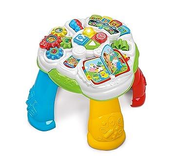Clementoni – 52274 – Mesa de Actividades Baby: Amazon.es: Juguetes ...