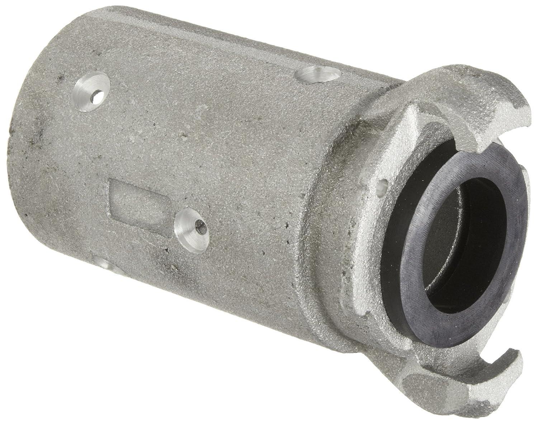 Quick Coupling Dixon ASB150 Aluminum Sand Blast Air Hose Fitting 1-1//2 Hose ID x 2-3//8 Hose OD