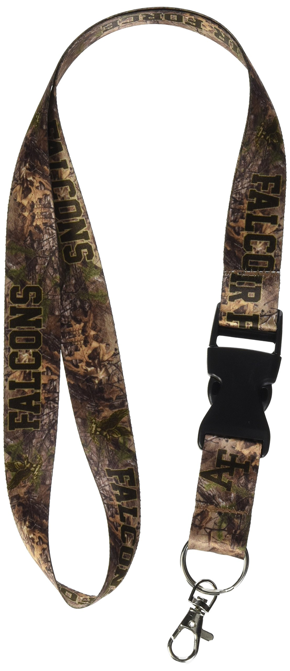 Wincraft NCAA Air Force Academy Lanyard with Detachable Buckle, 1''