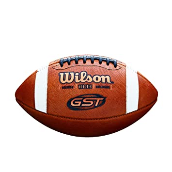 Wilson NCAA 1003 GST - Balón de fútbol americano 2d9b46d432b