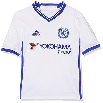 adidas 3 JSY Y Camiseta 3ª Equipación Chelsea FC 2015 16 4c18bb70b2dbf