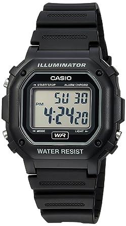 Amazon.com: Casio F108WH Colección Illuminator ...