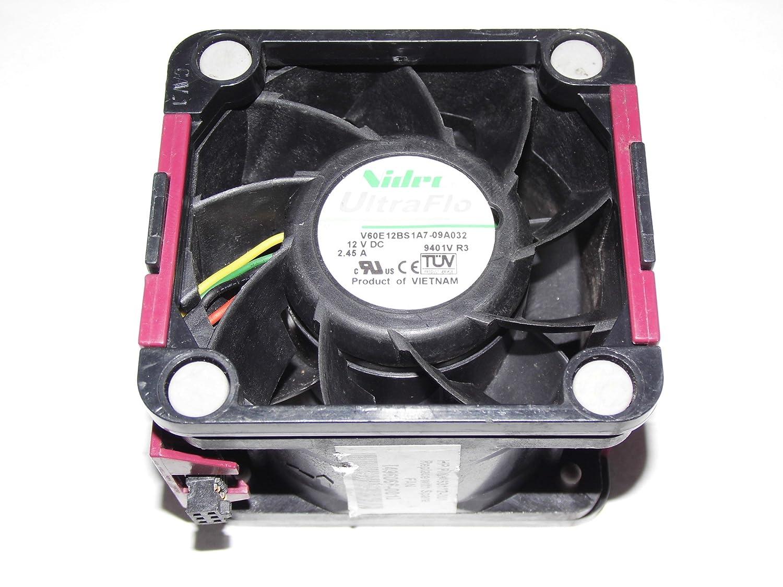 HPE | HP | Genuine | 496066-001 | Fan Hewlett Packard Enterprise V60E12BS1A7-09A032