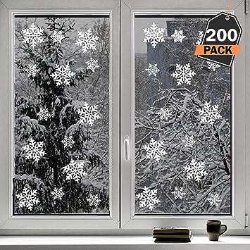Amazonde Kompanion 200 Pack Schneeflocken Design Für Winter Und
