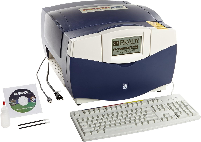 Brady BradyPrinter X Plus-II - label printer - thermal transfer Specs