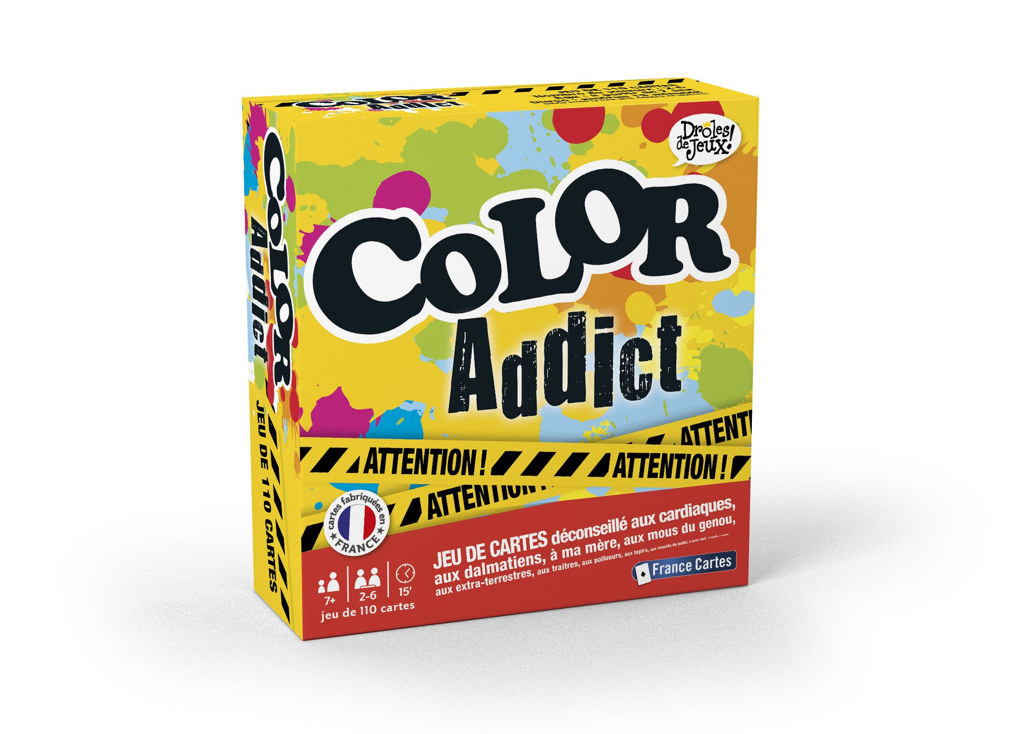 Drôles De Jeux - 410400 - Color Addict product image