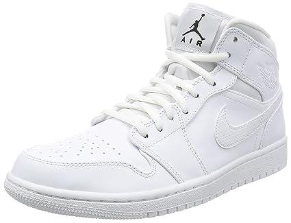 3c9ca991dd23 new zealand nike mens air jordan 1 mid basketball shoe 418b9 8c84f