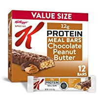 Kellogg's Special K Chocolate Peanut Butter Protein Meal Bars - Office Lunch, Meal...