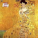 Adult Jigsaw Puzzle Gustav Klimt: Adele Bloch Bauer: 1000-piece Jigsaw Puzzles
