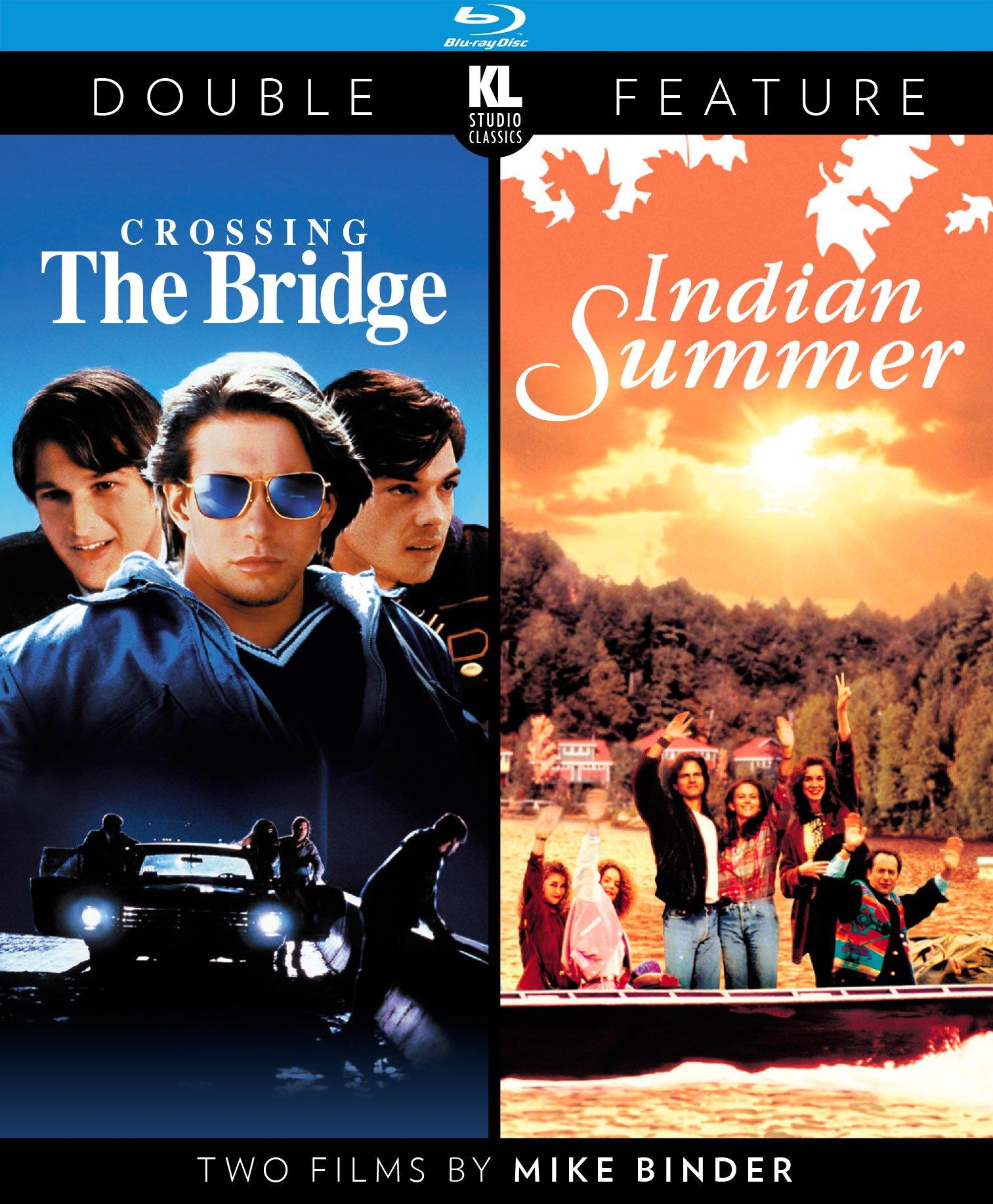 Blu-ray : Crossing The Bridge / Indian Summer (Blu-ray)