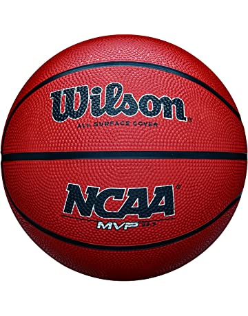 Wilson NCAA MVP Rubber Basketball 3dd16e97d5