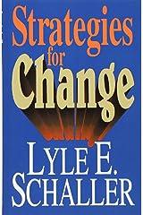Strategies for Change Paperback