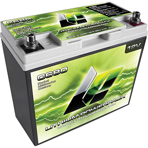 Lithium Ion Car Battery >> Lithium Ion Car Battery Amazon Com