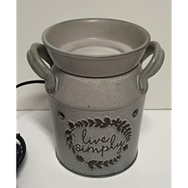 Scentsy Live Simply Full Size Wax Warmer