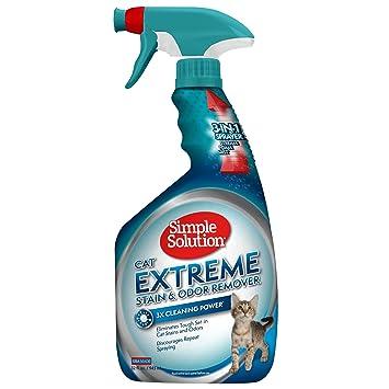 Bramton Company gato de la Solución simple Extreme a las manchas y ...