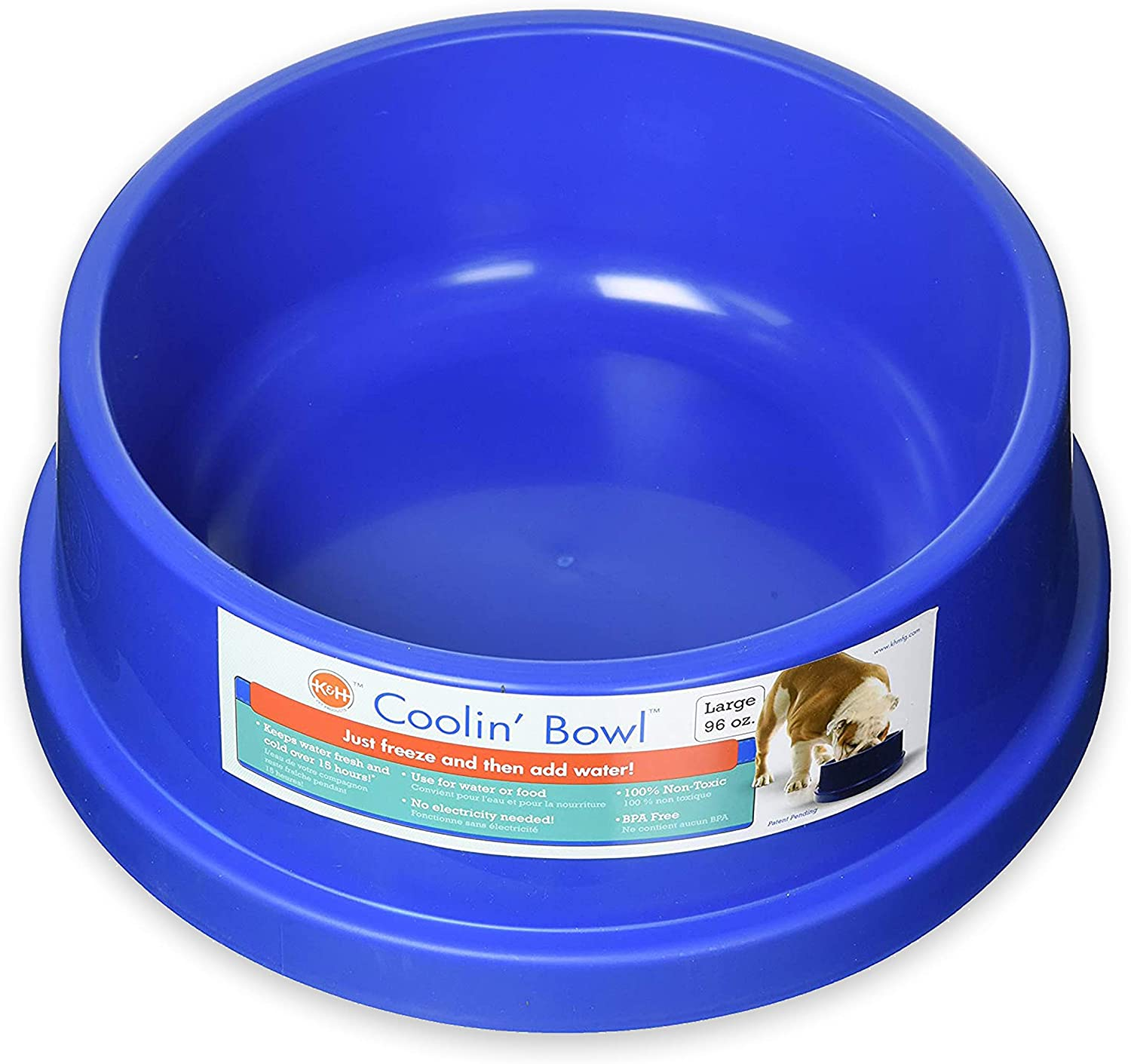 K&H PET PRODUCTS Cooling Bowl Pet Bed