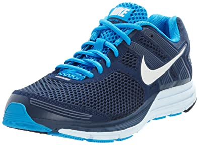 42f4fefbb119 NIKE Zoom Structure+ 16 Men's Running Shoes, Navy/White, UK8.5 ...