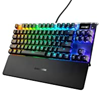 Deals on SteelSeries Apex 7 TKL Compact Mechanical Gaming Keyboard